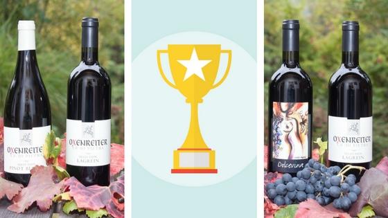 concorsi internazionali del vino
