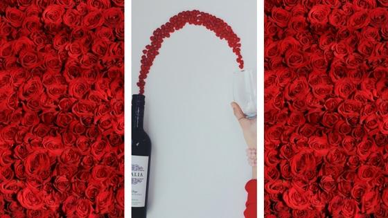 il vino e le rose